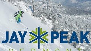 Ski Vermont - GoPro: Jay Peak Vermont Skiing &Snowboarding