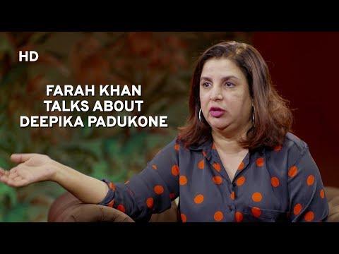 Farah Khan | Deepika Padukone | Karan Johar | Komal Nahta Aur EK kahani | Celebrity Chat Show