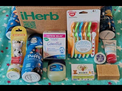 NEW! ❤️ Распаковка #IHerb : много нужных, классных покупок! ❤️ BRN545 - дарю код на скидку! 🔥