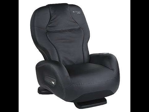 Tony Little iJoy Robotic Massage Swivel Recliner