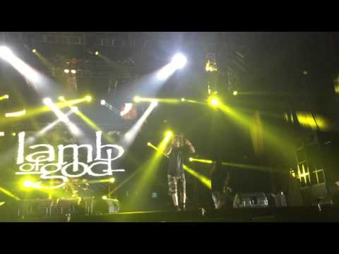 Lamb of God - Laid To Rest (Live in Jakarta, Hammersonic 2015)