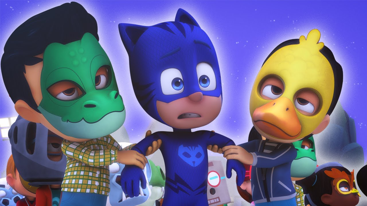 Download The Mysterious Masks | 2021 Season 4 | PJ Masks Official