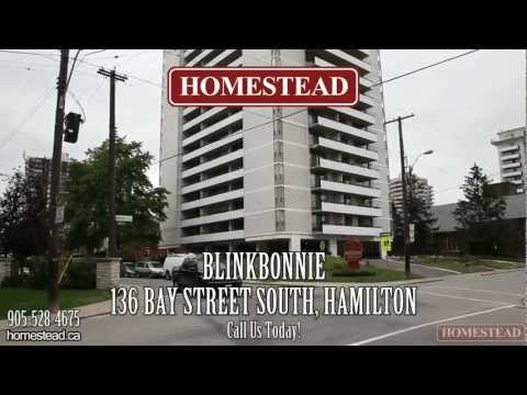 Hamilton Apartments for Rent - Blinkbonnie - 136 Bay Street South