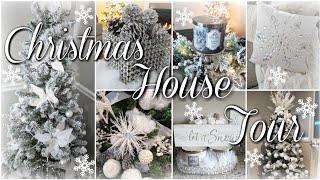 CHRISTMAS HOUSE TOUR & AFFORDABLE CHRISTMAS DECORATING IDEAS!!!