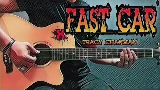 Tracy chapman - fast car guitar tutorial/guitar cover#twofacedmanx#fastcar#tracychapmanspecial thanks to mr. jason rey pedregosa for his guitar..hit like/sha...