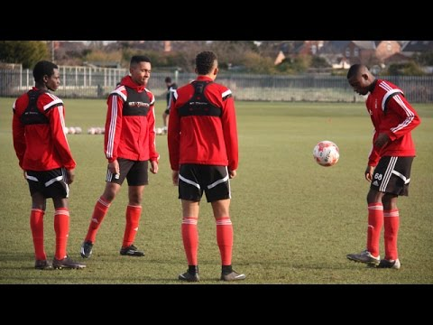 Day In The Life: Forest's Under 18s