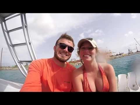 Jenna and Taylor : Cruisin the Caribbean