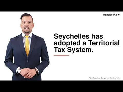 Why register a company in Seychelles? - Hensley&Cook