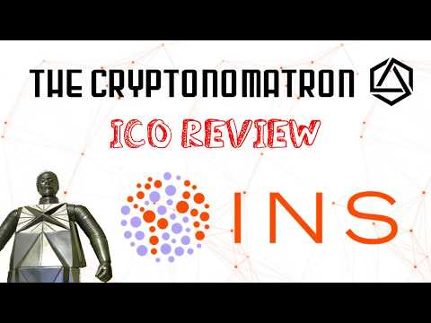 INS ICO Review! The Grocery Industry, Reinvented on the Blockchain!
