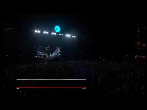 Fall Out Boy - Novocaine Live at March Madness Music Festival