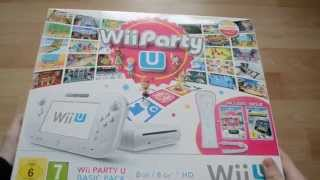 Unboxing #021 Wii Party U Basic Pack Bundle