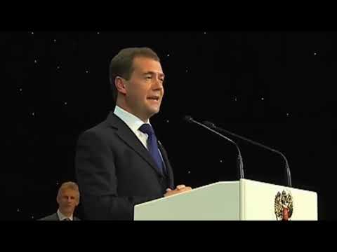 Медведев об учителях