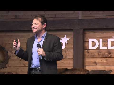 Abundance (Peter Diamandis, Chairman and CEO at X-Prize Foundation) | DLD12