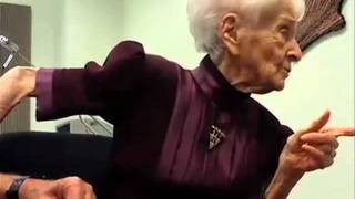 The annual review of physiology presents an interview with dr. rita levi-montalcini. moses chao interviewed her in september 2008. levi-montalc...