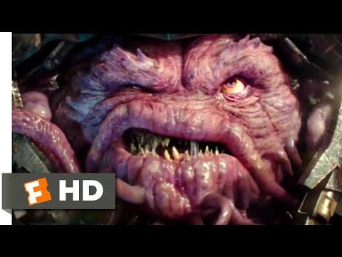 Teenage Mutant Ninja Turtles 2 (2016) - Krang & The Technodrome Scene (9/10) | Movieclips