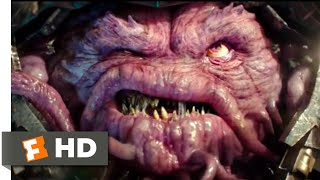Teenage Mutant Ninja Turtles 2 (2016) - Krang & The Technodrome Scene (9/10) | Movieclips