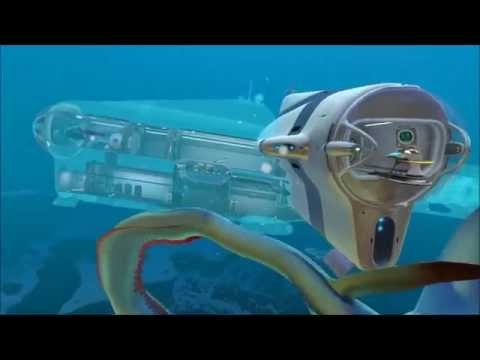 Subnautica v16439 Transfuser Bugs and Reaper Toys
