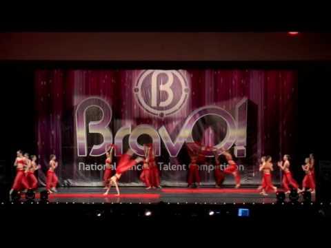 "2016 Bravo – Acro ""Harem"" – Revolution Dance Academy"