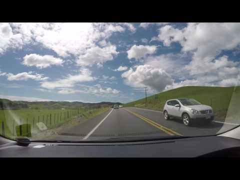 Auckland to Mount Monganooie