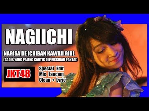 [Clean Edited + Lirik] JKT48 - Nagiichi @ Team J at HS Event Halloween Night