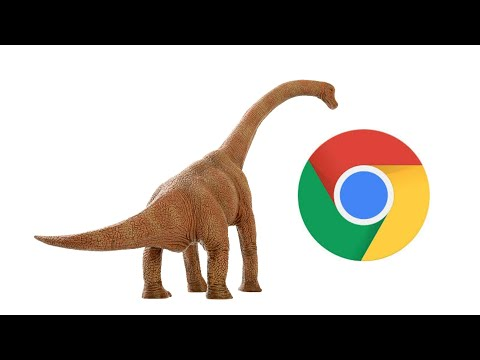 How To Hack the Google Chrome Dinosaur Game