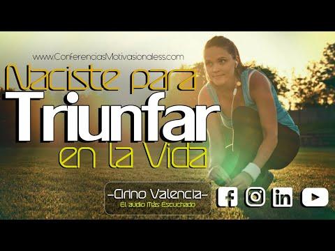NACISTE PARA TRIUNFAR En La Vida Audio | Cirino Valencia