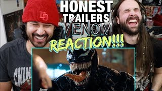 Honest Trailers - VENOM | REACTION!!!