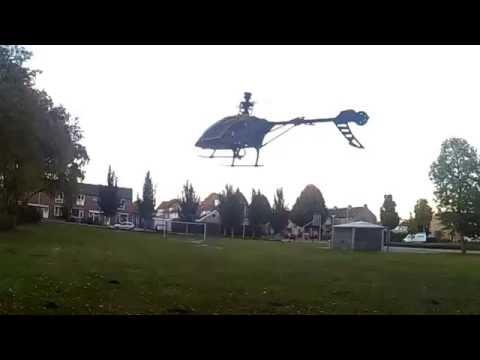 WLToys V912 FP Brushless Heli Made for Outdoor Flight!