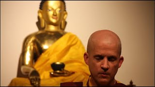 A 5 minute biopic about Jeffrey Minces' life as a Buddhist Monk.