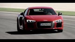 Audi R8 V10 plus (2015) - erster Track Test!