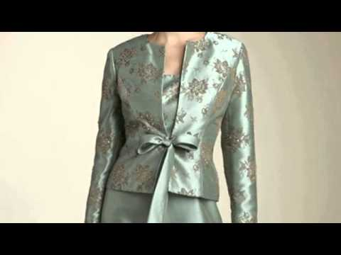 f5b3a7ded18 Darius Cordell Long Sleeve Mother of Bride Evening Dresses - YouTube
