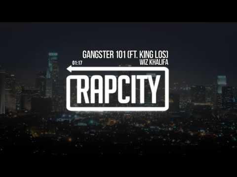 Wiz Khalifa - Gangster 101 ft. King Los (prod By Sonny Digital)