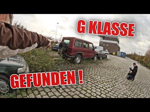 G Klasse und Brabus Benz auf verlassenen Schrottplatz gefunden ! | ItsMarvin
