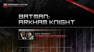 Batman: Arkham Knight (PS4) Gamechive (Gotham