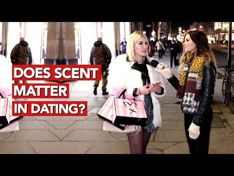 Does scent matter in dating? The smell of love!