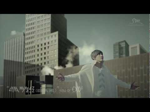 EXO-K 너의 세상으로 (Angel) Music Video