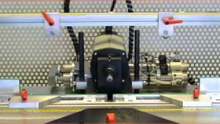 Hoffmann Dovetail Routing Machines: Pu2-vh Intro From Hermance Machine Company