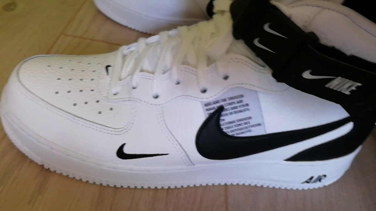 size 40 3b088 80882 Nike air Force 1 Mid '07 Lv8