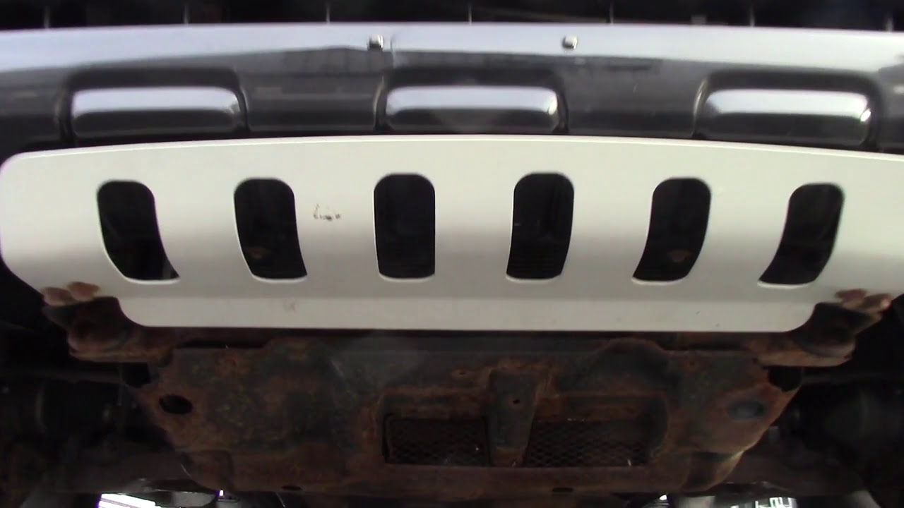Toyota 4Runner Undercarriage from Logan