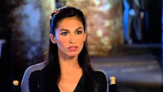 "Elodie Yung ""G.I. Joe: Retaliation"" HD Interview Part 1"
