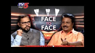 BJP Leader H.V Rajiv exclusive | Face To Face | TV5 Kannada