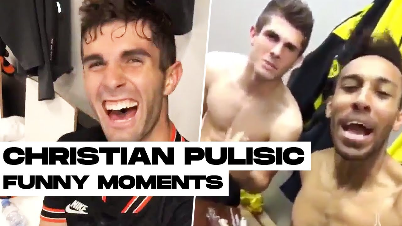 Download Christian Pulisic FUNNY & BEST Moments off the pitch!