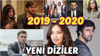 """2019-2020 """"Eylül"""" Yeni Diziler (Güncel Full Liste)"""