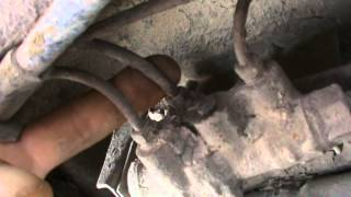 Куда прикручиваются тормозные трубки на колдун ВАЗ