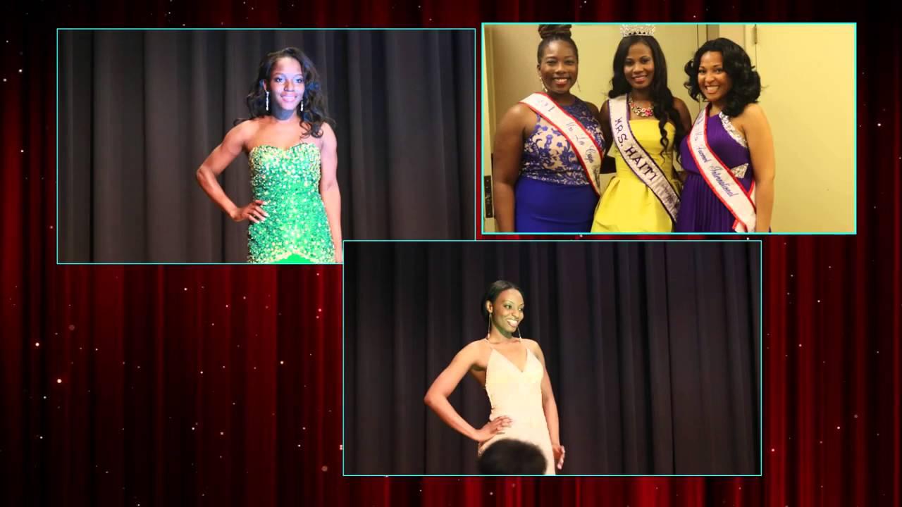 Haiti international pageant - YouTube