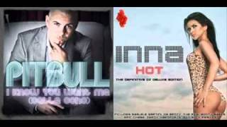Pitbull Vs Inna - I Know You Hot (Ali Erkoc Remix)