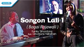 Franky Sihombing - Songon Lali I / Bagai Rajawali (Official Music Video)