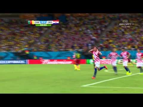 World Cup 2014 Group A Cameroon vs Croatia 2014 All Goals/Kamerun - Chorwacja