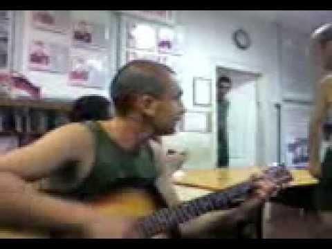 Песня под гитару - Письмо матери