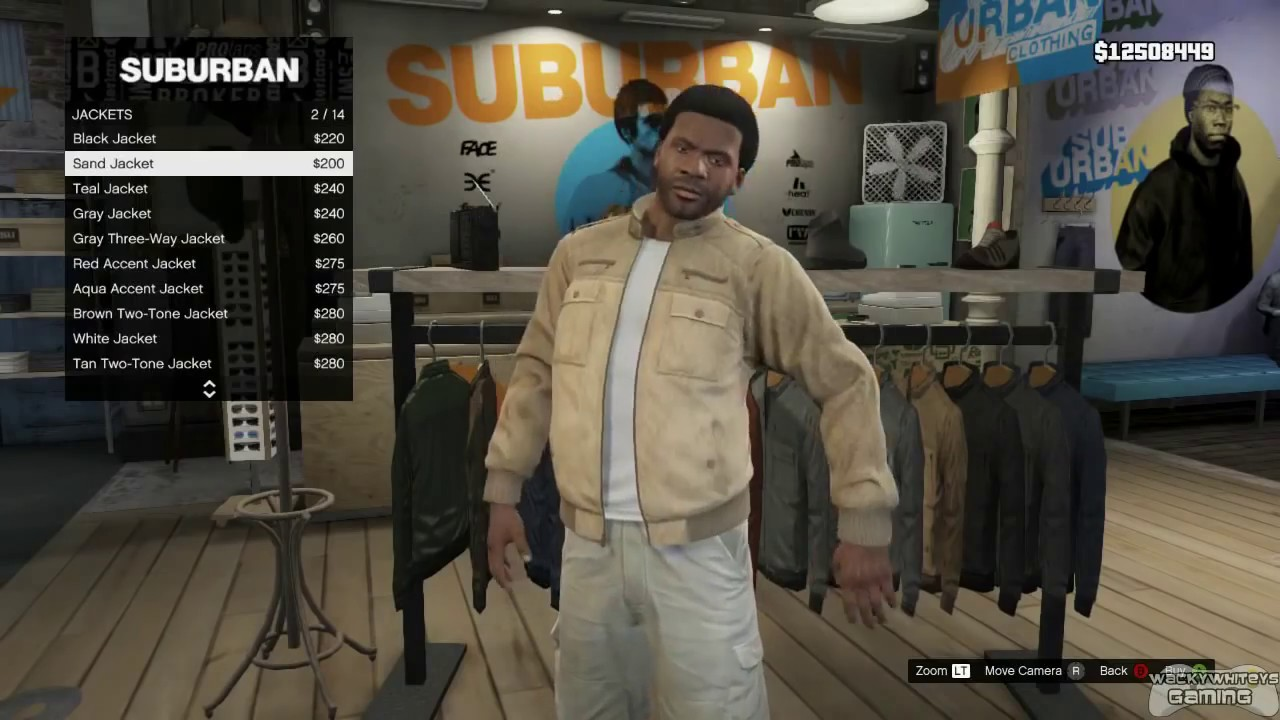 Best Clothes Store Gta  Online
